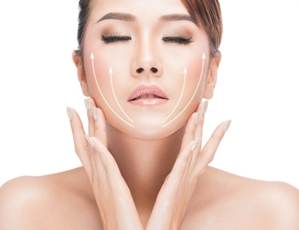 Facial Sagging Treatment